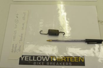 HONDA CBR125 RSF  REAR BRAKE LEVER RETURN SPRING  #9 (CON-B)
